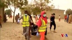 Attaque kamikaze dans un village de l'Etat de Borno (vidéo)