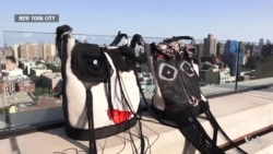 Self-Locking Handbag Curbs Impulse Spending... For a Price