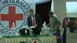 ICRC ဥကၠ႒ Peter Maurer ရဲ႕သတင္းစာရွင္းလင္းပြဲေကာက္ႏႈတ္ခ်က္