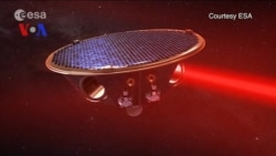 Lisa Pathfinder Spacecraft Designed to Account for Gravity, Time, Space