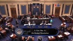Senado da primer paso para revocar Obamacare