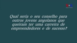 """""""Sou das pessoas que querem fazer algo pelo seu país"""", Anabela Marcos"""