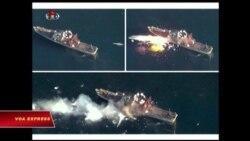 Bắc Hàn tuyên bố thử tên lửa chống hạm thành công