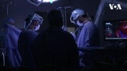 Барвники, що допоможуть хірургам розпізнати ракові клітини. Відео