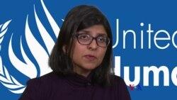 UN OHCHR ေျပာခြင့္ရ Ravina Shamdasani ရဲ႕ ရခုိင္အေရးသေဘာထား