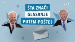 Objašnjenje: Glasanje putem pošte