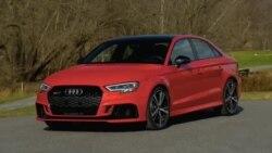 MotorWeek - Triển lãm ô tô quốc tế Bắc Mỹ, Audi RS3