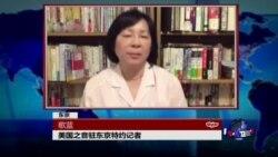 VOA连线: 日本敦促G20与会国关注南中国海仲裁案...
