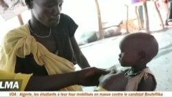 Le spectre d'une grave crise humanitaire persiste au Soudan du Sud