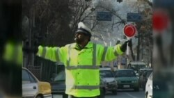 Kabul Traffic Cop Pays Price for Playing it Straight