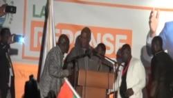 Le discours de Rock Kaboré, le président élu du Burkina Faso