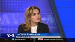 Interviste me kryetaren e LSI, Monika Kryemadhin