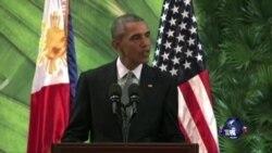 奥巴马在APEC峰会上加大向中国施压