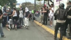 Gobierno ordena levantar barricadas