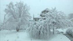 Massachusetts golpeada por tercera tormenta invernal