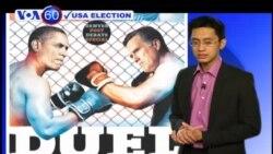 VOA60 Bầu cử Tổng thống Mỹ 2012 (3/10/2012)