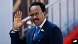 Perezida Mohamed Abdullahi Mohamed wa Somalia