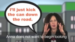 English in a Minute: Kick the Can Down the Road