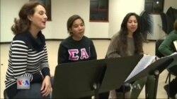 Muzika shqiptare, lëndë në universitet amerikan