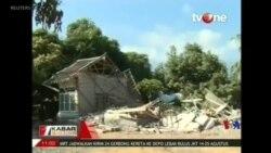 2018-07-30 美國之音視頻新聞: 印尼努力營救被滑坡困在山上五百多人