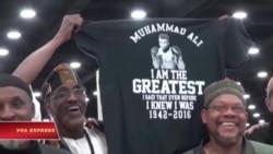 Người Hồi giáo để tang, tuyên dương sự đóng góp của Ali vào đức tin