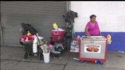 Los Angeles ၿမိဳ႕က လမ္းေဘးေစ်းသည္မ်ား