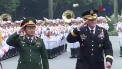 Tham mưu trưởng Liên Quân Hoa Kỳ đến thăm Việt Nam