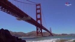 """Սան Ֆրանցիսկոյի """"Golden Gate"""" կամուրջը սկսել է տարօրինակ ձայներ արձակել"""