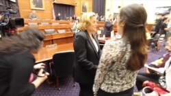 Congresista saluda a venezolanos