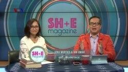 TV SHOW Perempuan SH+E Magazine: Suasana Gedung Putih & Intan Sahrini (1)