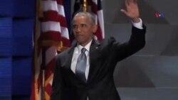 Barak Obama: Prezidentliyə Hillaridən yararlı namizəd olmayıb
