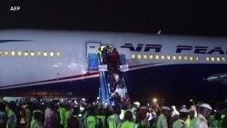 Près de 200 Nigérians rapatriés d'Afrique du Sud