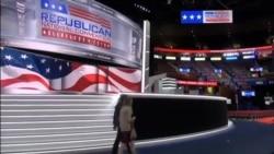 Les préparatifs de la Convention nationale républicaine à Cleveland (vidéo)