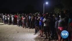 Officials Say US-Mexico Haitian Migrant Crisis Is Far From Over