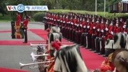 Perezida wa Tanzaniya Suluhu Hassan Yagendereye Kenya