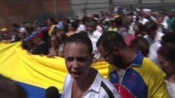 Venezuela: Maria Corina Machado pide acción internacional tras muerte de concejal