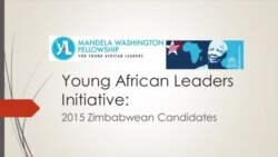 Mandela Washington Fellowship 2015 Zimbabwean Candidates