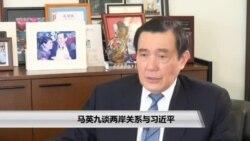 海峡论谈:马英九谈两岸关系与习近平及台湾2020总统大选