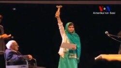 Taleban'ın Vurduğu Pakistanlı Kıza AB Ödülü