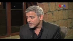 George Clooney Honors Massacred Armenians