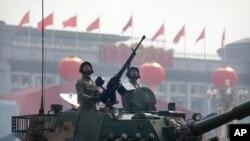 지난 2019년 10월 중국 베이징에서 건국 70주년 열병식이 열렸다.