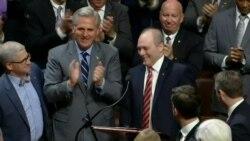 Конгресменот Стивен Скалис се врати на работа; Беше сериозно повреден во напад со огнено оружје