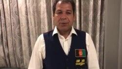 د سنوکر افغان لوبغاړی صالح محمد محمدي