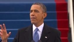 奥巴马总统就职演说(1)