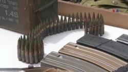 İsrail keçmiş əsgərlərin silahlarını toplayır