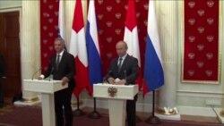 AQSh senatorlari Rossiyaga qarshi jazo choralarini kuchaytirish tarafdori