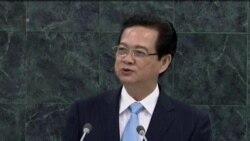 Thủ tướng Việt Nam kêu gọi Mỹ bỏ lệnh cấm bán võ khí sát thương