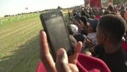 Horseracing A Crowd Puller in Zimbabwe Despite Harsh Economy
