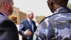 美国军队和执法人员帮助布基纳法索打击恐怖主义