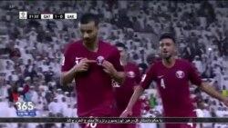 قطر چطور به فریادهای تماشاگران اماراتی پاسخ داد؛ گزارش علی عمادی